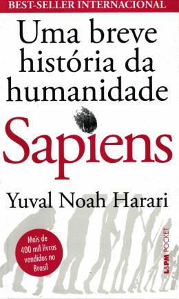 SAPIENS - UMA BREVE HISTORIA DA HUMANIDADE - BROCHURA