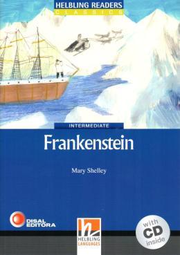 FRANKENSTEIN - WITH CD - INTERMEDIATE