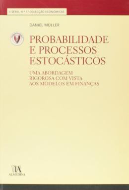 PROBABILIDADE E PROCESSOS ESTOCASTICOS