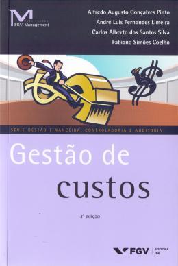 GESTAO DE CUSTOS - 3ª ED