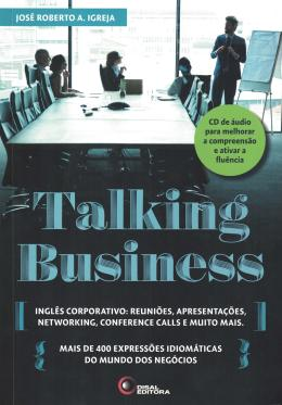 TALKING BUSINESS - COM CD