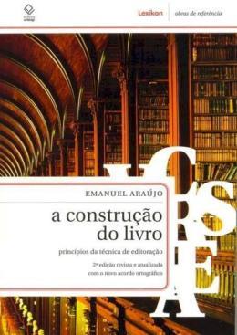 A CONSTRUCAO DO LIVRO