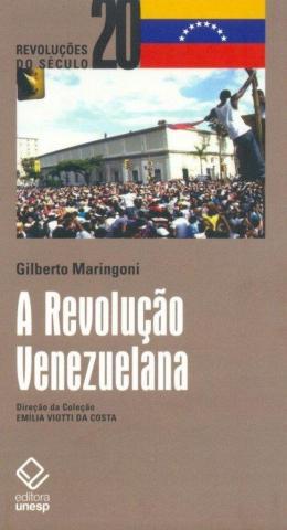 A REVOLUCAO VENEZUELANA
