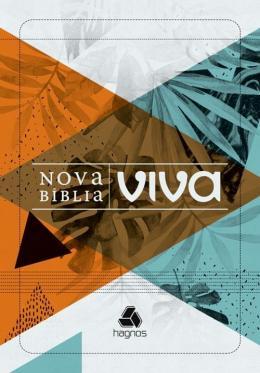 NOVA BIBLIA VIVA FOLHAGEM - LETRA GRANDE