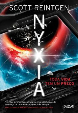 NYXIA - VOL. 1  TRILOGIA SCI-FI