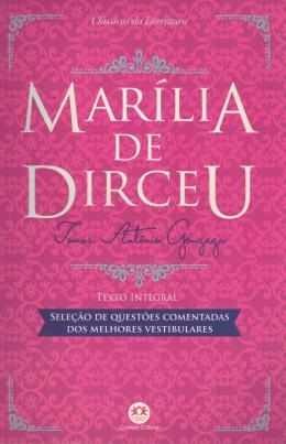 MARILIA DE DIRCEU - SELECAO DE QUESTOES COMENTADAS DOS MELHORES VESTIBULARES