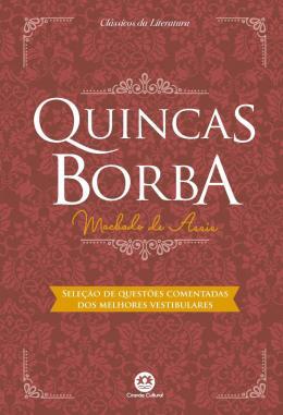 QUINCAS BORBA - SELECAO DE QUESTOES COMENTADAS DOS MELHORES VESTIBULARES
