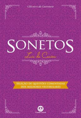 SONETOS - SELECAO DE QUESTOES COMENTADAS DOS MELHORES VESTIBULARES