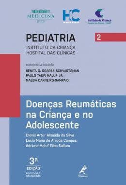 DOENCAS REUMATICAS NA CRIANCA E NO ADOLESCENTE - VOLUME 2