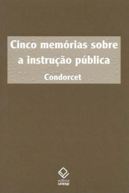 CINCO MEMORIAS SOBRE A INSTRUCAO PUBLICA