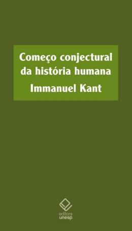 COMECO CONJECTURAL DA HISTORIA HUMANA