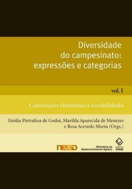 DIVERSIDADE DO CAMPESINATO: EXPRESSOES E CATEGORIAS - VOLUME 1