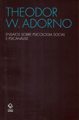 ENSAIOS SOBRE PSICOLOGIA SOCIAL E PSICANALISE