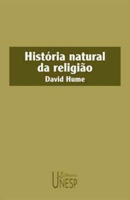 HISTORIA NATURAL DA RELIGIAO