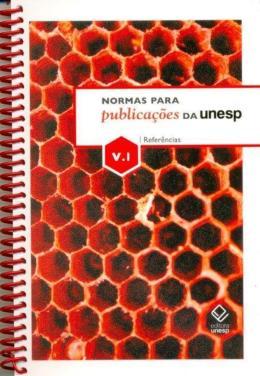 NORMAS PARA PUBLICACOES DA UNESP - VOLUME 1