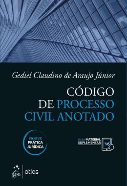 CODIGO DE PROCESSO CIVIL ANOTADO
