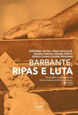 BARBANTE, RIPAS E LUTA