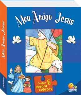 JANELINHAS BIBLICAS: MEU AMIGO JESUS