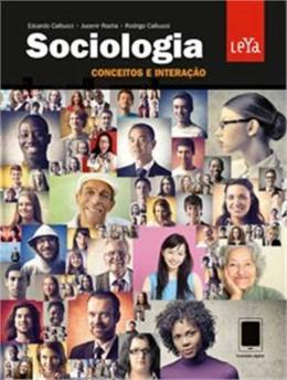 SOCIOLOGIA CONCEITOS E INTERACAO - VOLUME UNICO