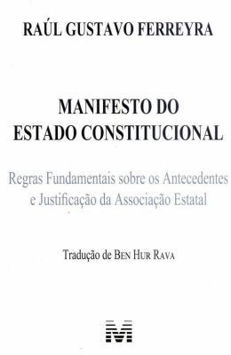 MANIFESTO DO ESTADO CONSTITUCIONAL