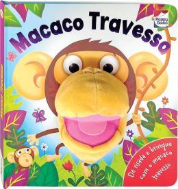 DIVERSAO COM FANTOCHES: MACACO TRAVESSO