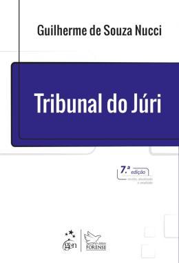 TRIBUNAL DO JURI - 7ª ED