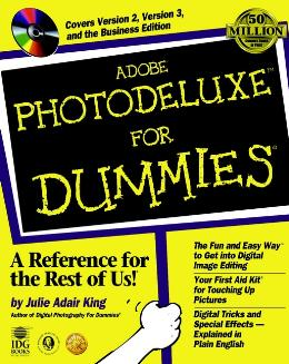 ADOBE PHOTODELUXE FOR DUMMIES
