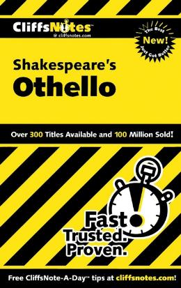 CLIFFSNOTES ON SHAKESPEARE´S OTHELLO