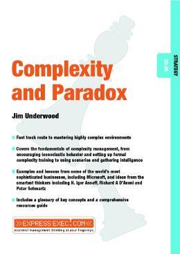 COMPLEXITY & PARADOX