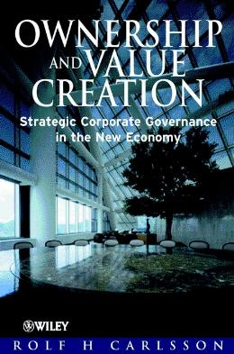 OWNERSHIP AND VALUE CREATION