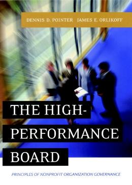 THE HIGH PERFORMANCE BOARD