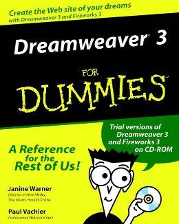 DREAMWEAVER3 FOR DUMMIES