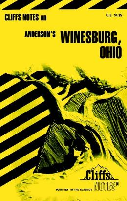 CLIFFSNOTES ON ANDERSON´S WINESBURG, OHIO