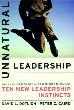 UNNATURAL LEADERSHIP