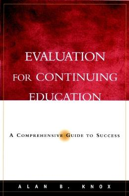 EVALUATION FOR CONTINUING EDUCATION