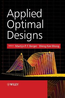 APPLIED OPTIMAL DESIGNS