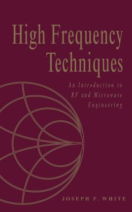 HIGH FREQUENCY TECHNIQUES
