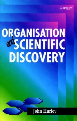 ORGANISATION AND SCIENTIFIC DISCOVERY