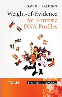 WEIGHT OF EVIDENCE FOR FORENSIC DNA PROFILES