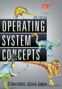OPERATING SYSTEM CONCEPTS - 8TH ED