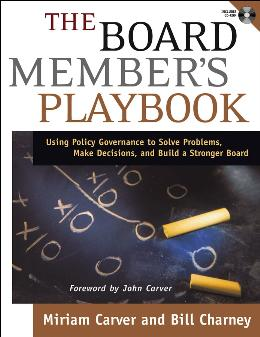 THE BOARD MEMBER´S PLAYBOOK
