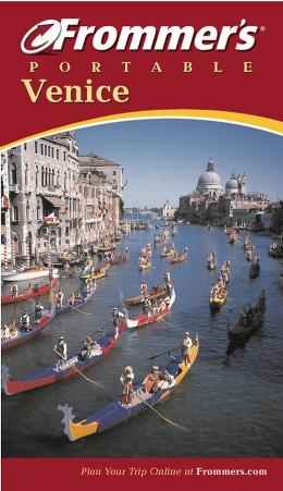 FROMMER´S PORTABLE VENICE