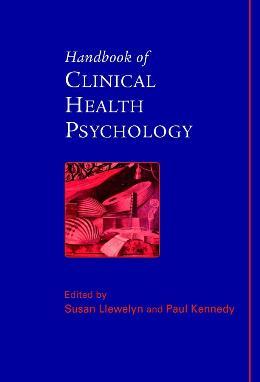 HANDBOOK OF CLINICAL HEALTH PSYCHOLOGY