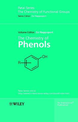 THE CHEMISTRY OF PHENOLS