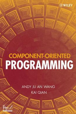 COMPONENT ORIENTED PROGRAMMING