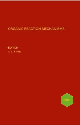 ORGANIC REACTION MECHANISMS, 2000