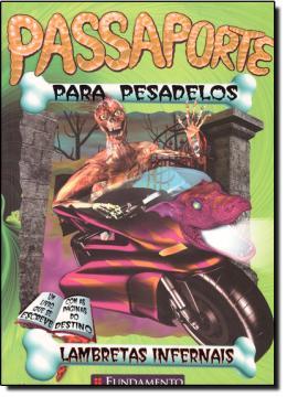 PASSAPORTE PARA PESADELOS 03 - LAMBRETAS INFERNAIS