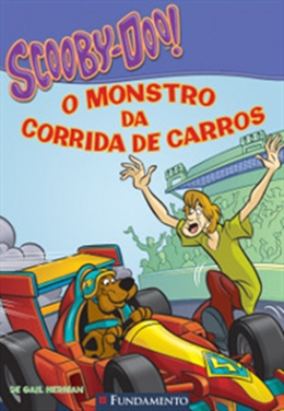 SCOOBY DOO   O MONSTRO DA CORRIDA DE CARROS