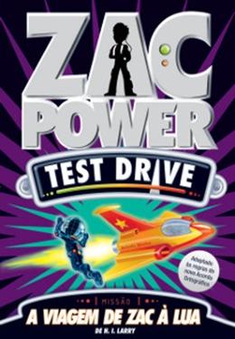 TEST DRIVE 01  - A VIAGEM DE ZAC A LUA