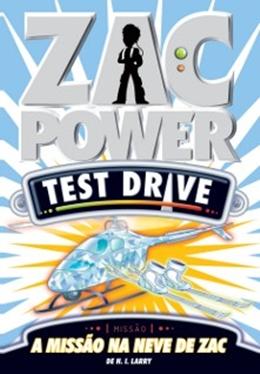 TEST DRIVE 06 - A MISSAO NA NEVE DE ZAC